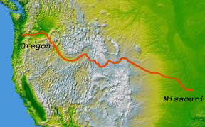 oregon-trail-map